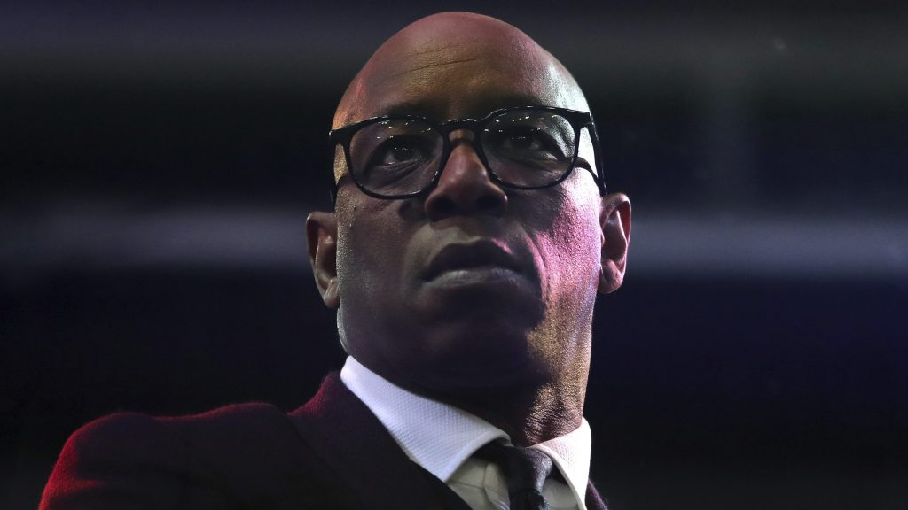 Former England Footballer Ian Wright The Latest Sports Star To Confront His Demons For A BBC One Film