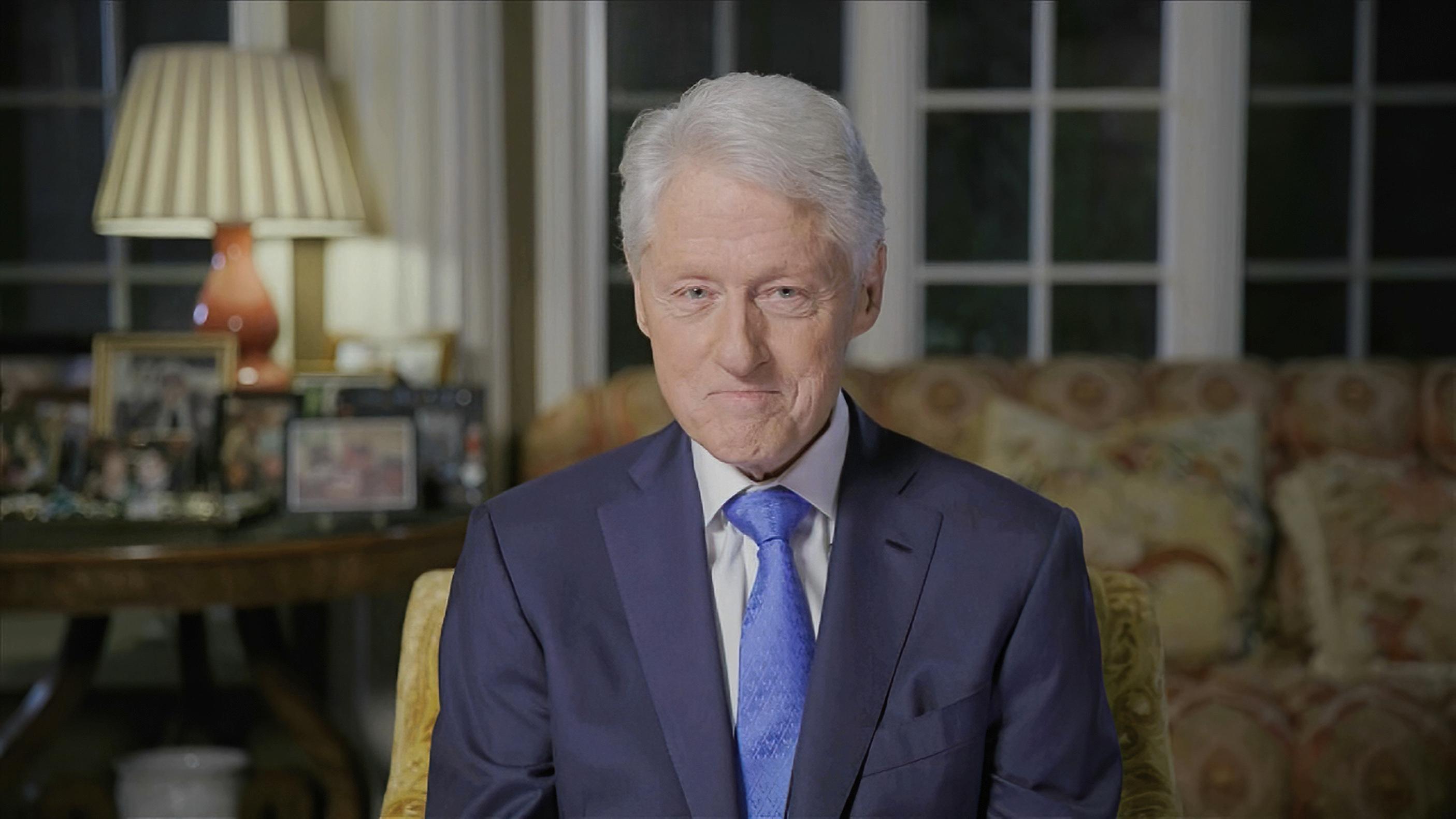 Former President Bill Clinton To Launch Podcast For iHeartMedia – Deadline