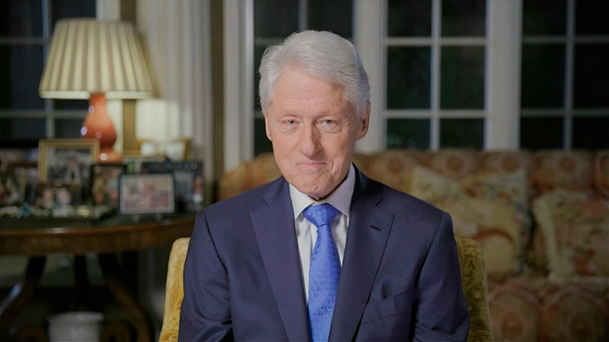 Former President Bill Clinton to Launch Podcast With iHeartMedia in 2021