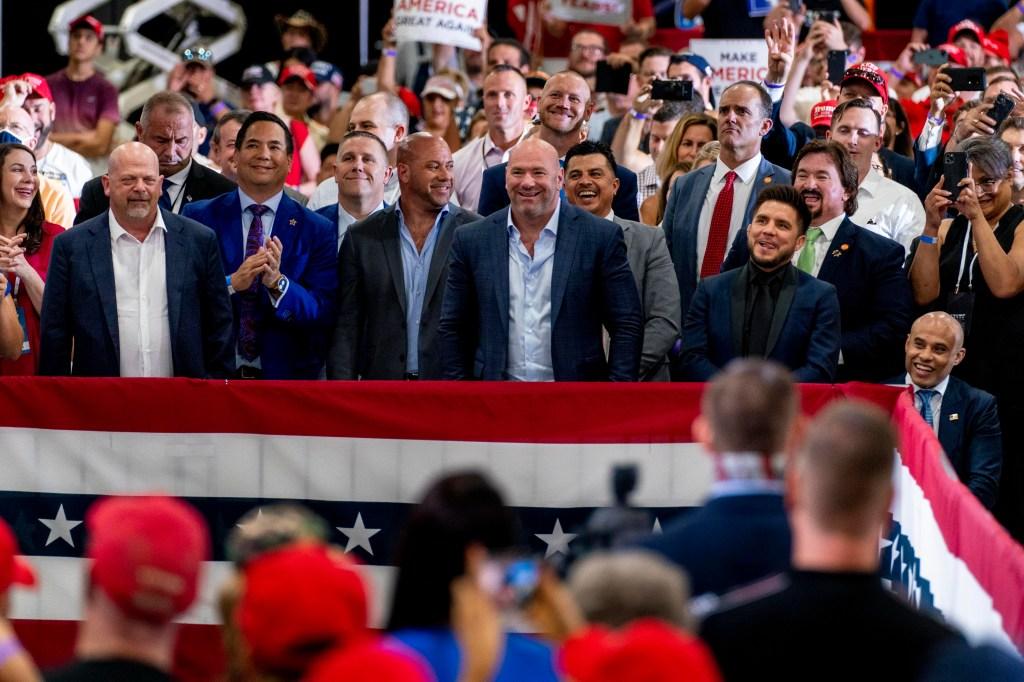 Donald Trump's Indoor Rally: Network Correspondents Stay Outside, Critics Blast 'Irresponsible' Event
