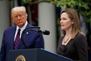 Donald Trump Nominates Amy Coney Barrett To Fill Supreme Court Vacancy