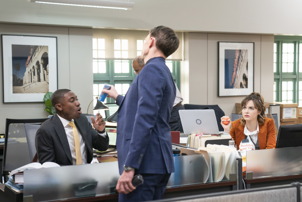 'All Rise': Audrey Corsa Upped To Series Regular For Season 2 Of CBS Legal Drama