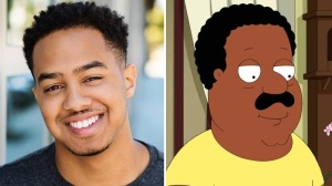'Family Guy': Arif Zahir Replaces Mike Henry As Cleveland Brown On Fox Animated Series