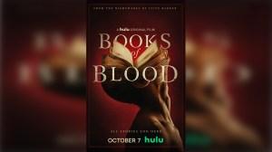 Hulu Original Movie 'Books of Blood' To Open 2020 Screamfest Horror Film Festival; See Lineup