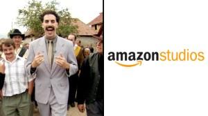 Borat Amazon