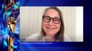 "Cherry Jones Wins Her Third Emmy For Guest Role On 'Succession': ""It Was An Artistic High"""