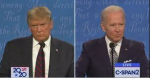 Presidential Debate Ratings Fall From 2016; Fox News Tops Viewers