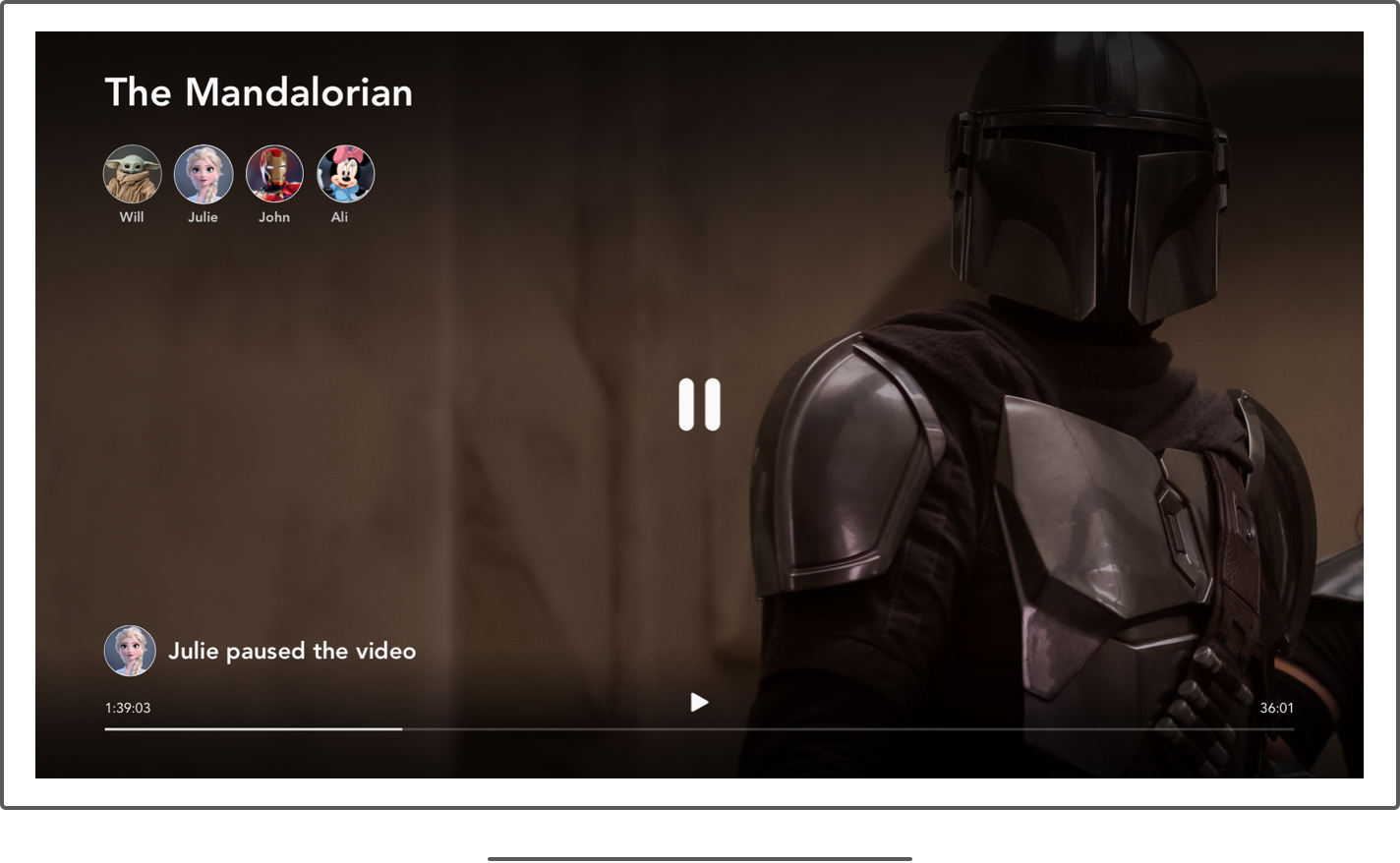 Disney Adds 'GroupWatch' Feature To Disney+ In Major Social Viewing Push