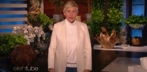 "Ellen DeGeneres Addresses Toxic Workplace Allegations In First Show Back: ""We're Starting A New Chapter"""