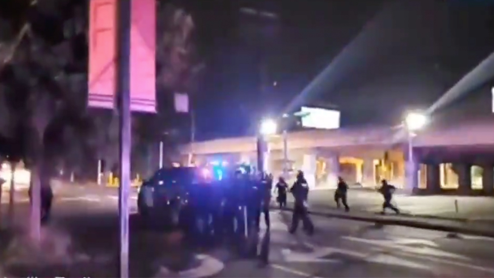 Two Officers Shot In Louisville As Protests Break Out Over Breonna Taylor Case Deadline