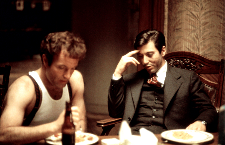 Francis Coppola Al Pacino Interview As Paramount Releases Recut Godfather Iii Deadline