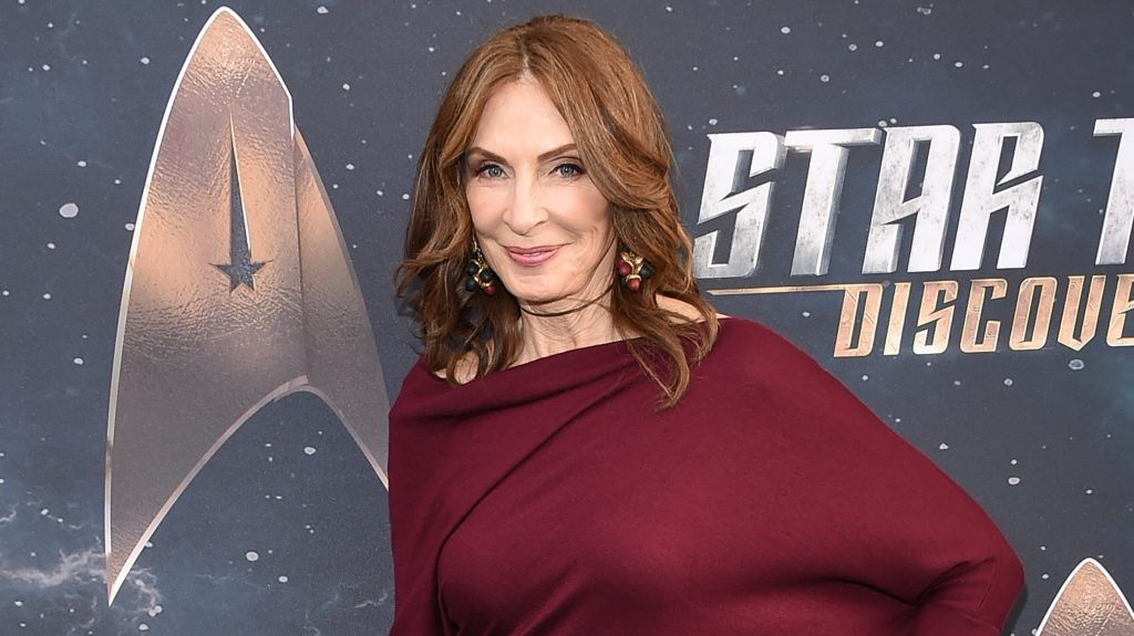 'Star Trek' Alum Gates McFadden To Host Nacelle Company's First Podcast.jpg