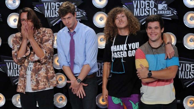 Workaholics Stars Team On Podcast This Is Important Deadline