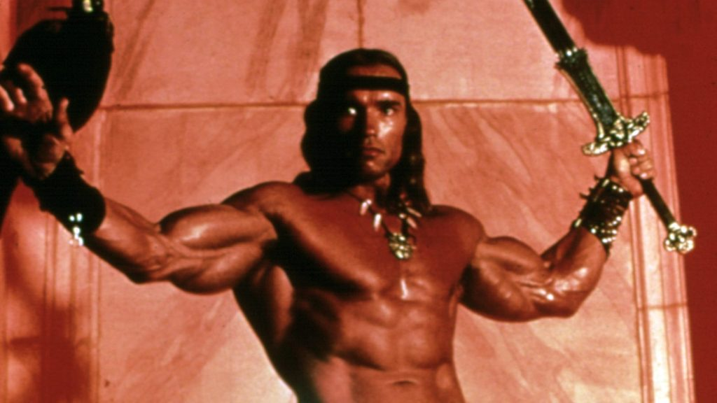 Conan The Barbarian TV Series In Works At...