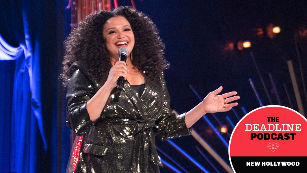 New Hollywood Podcast: Michelle Buteau Talks 'Welcome To Buteaupia' And The Joy Of J. Lo