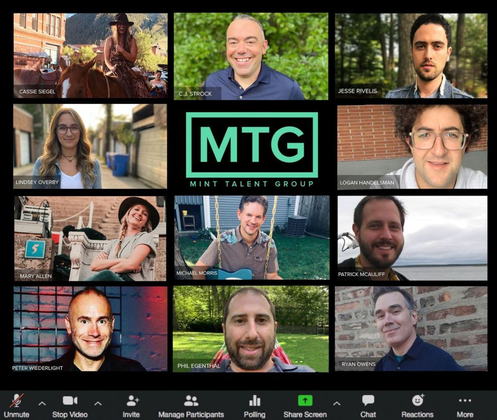Music Agents Align To Form Mint Talent Group