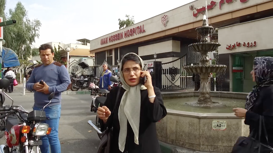 Olivia Colman-Narrated Documentary About Iranian Activist Nasrin Sotoudeh  Acquired By Virgil Films – Deadline