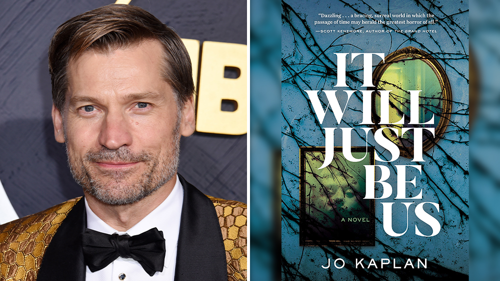 Nikolaj Coster-Waldau's Ill Kippers Productions Options Just Published Gothic Novel 'It Will Just Be Us'