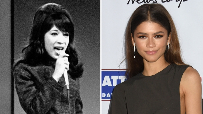 Zendaya is Ronnie Spector ......news about a controversial life in music!
