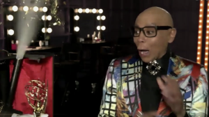 "RuPaul Says ""Don't Give Up On Love' As 'Drag Race' Scoops Third Consecutive Reality Win"