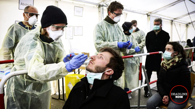 [WATCH] Deadline Now: Flu Season Threatens