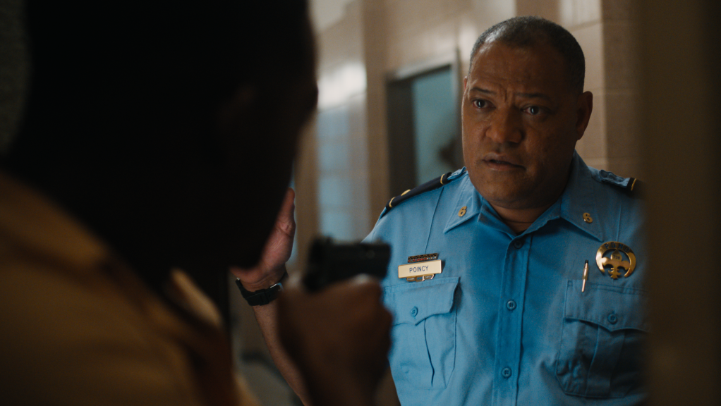 Quibi Earns First Pair Of Emmys With Wins For '#FreeRayshawn' Stars Laurence Fishburne & Jasmine Cephas Jones