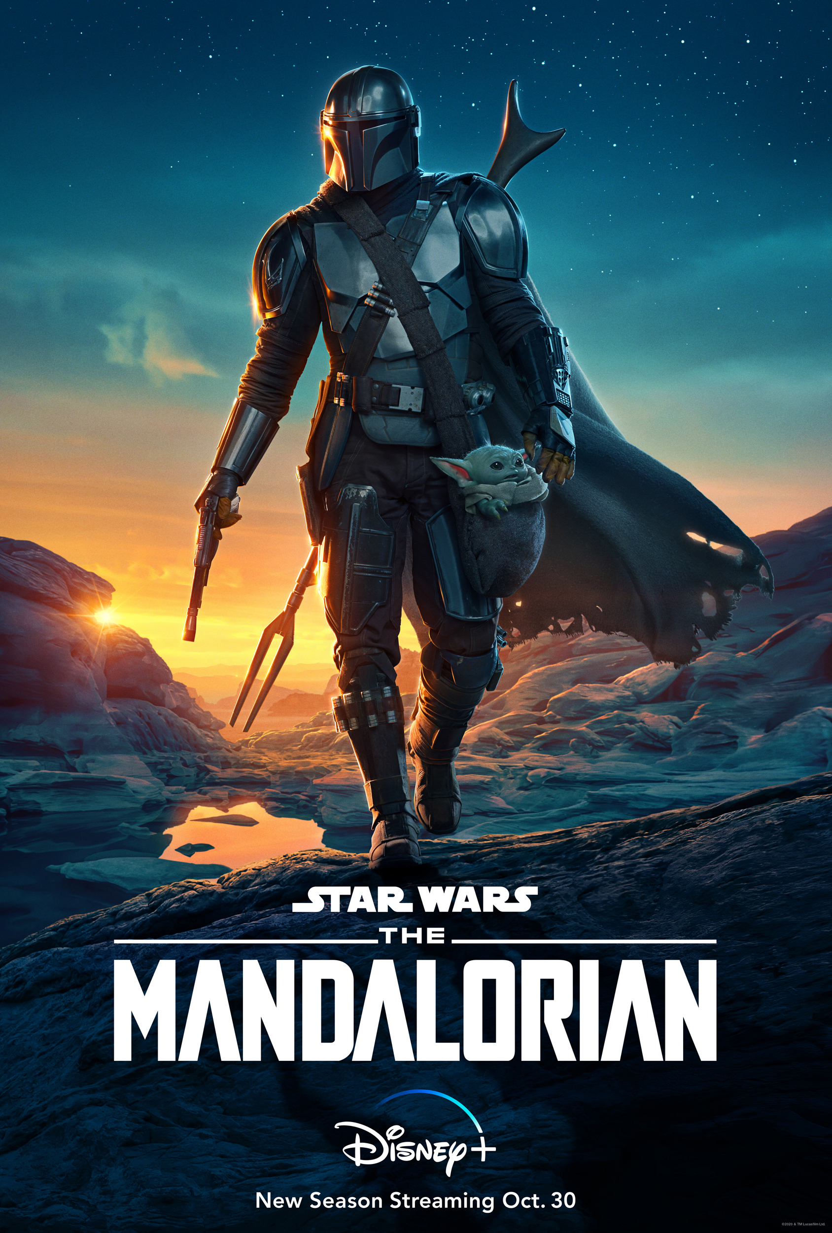 Watch The Mandalorian Trailer First Look At Season 2 Of Disney Series Deadline