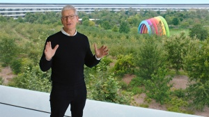 "Apple CEO Tim Cook, Pressed About U.S. COVID Response, Says Virus ""Caught The World By Surprise"""