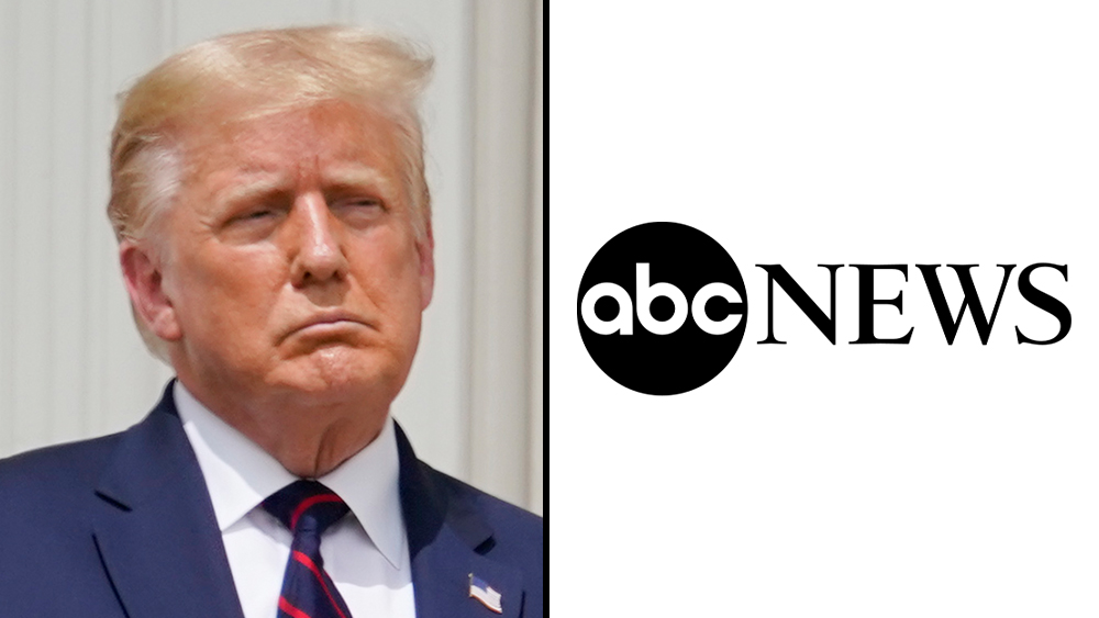 Donald Trump S Abc New Town Hall Turned Into A Denial Of Covid 19 Race Rage Deadline