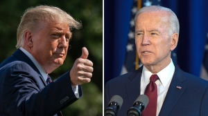 Donald Trump And Joe Biden Open Debate With Sharp Yet Civil Jabs Over Coronavirus
