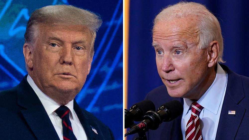 How To Watch Competing Trump Biden Town Halls Tonight Deadline