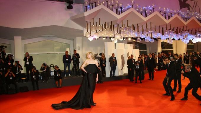 Elizabeth Debicki Venice Film Festival
