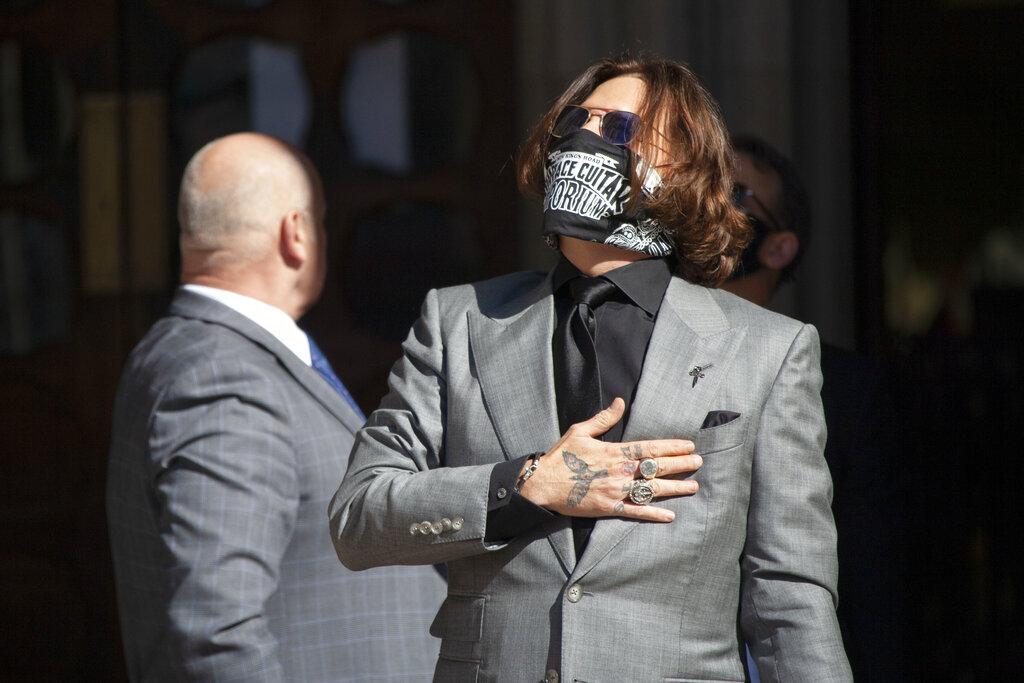 Johnny Depp S 50m Defamation Trial Against Amber Heard Delayed Deadline