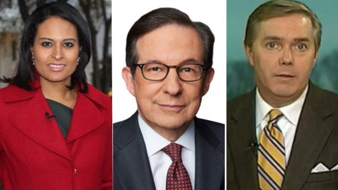 Chris Wallace Steve Scully And Kristen Welker To Moderate Debates Deadline