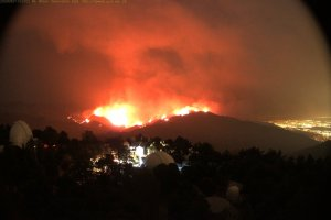 Bobcat Fire Still Growing, Homes Destroyed As Winds Fuel Blaze