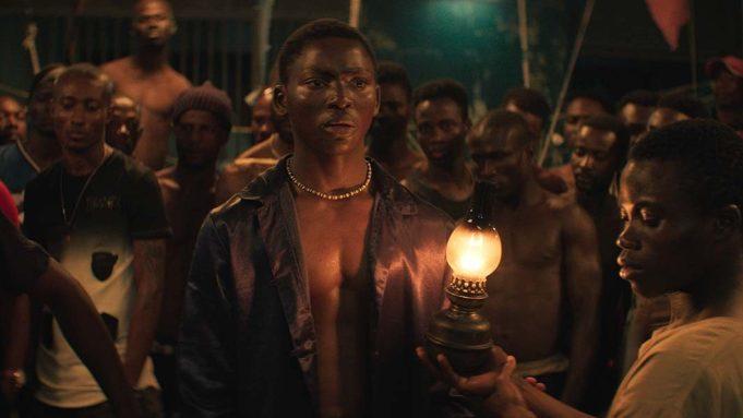 Bakary Koné in 'Night of the