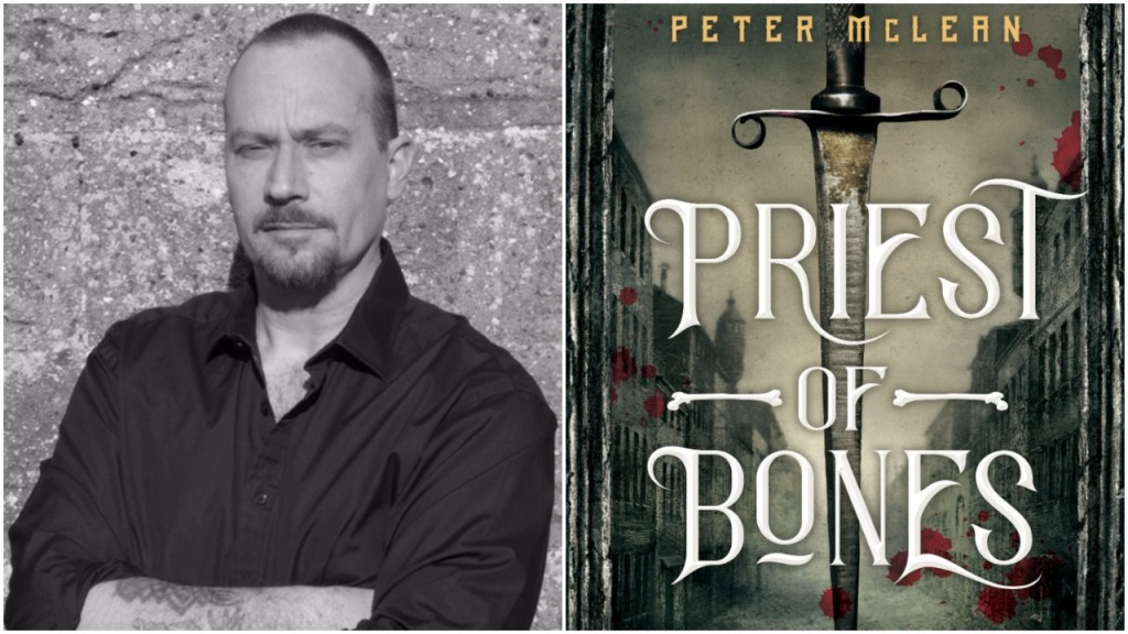 Heyday Adapting Fantasy Crime Novel 'Priest Of Bones' For Television thumbnail