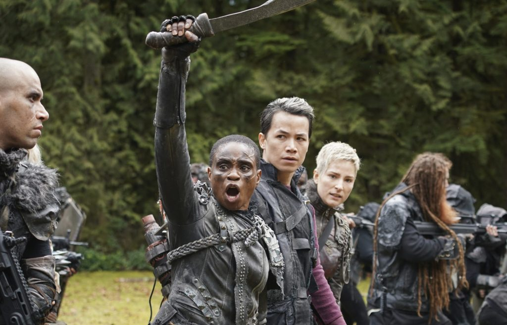 "'The 100' Series Finale ""The Last War"" Recap: Who Lives, Who Dies & Who Transcends thumbnail"