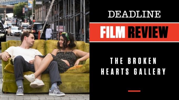 [WATCH] 'Broken Hearts Gallery' Review: Diverse