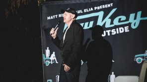 Bill Burr performs at 'Lowkey Outside Comedy'