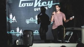 'Lowkey Outside Comedy' co-founder Paul Elia