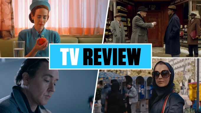 [WATCH] 'Tehran,' 'Fargo' Season 4, 'Utopia'