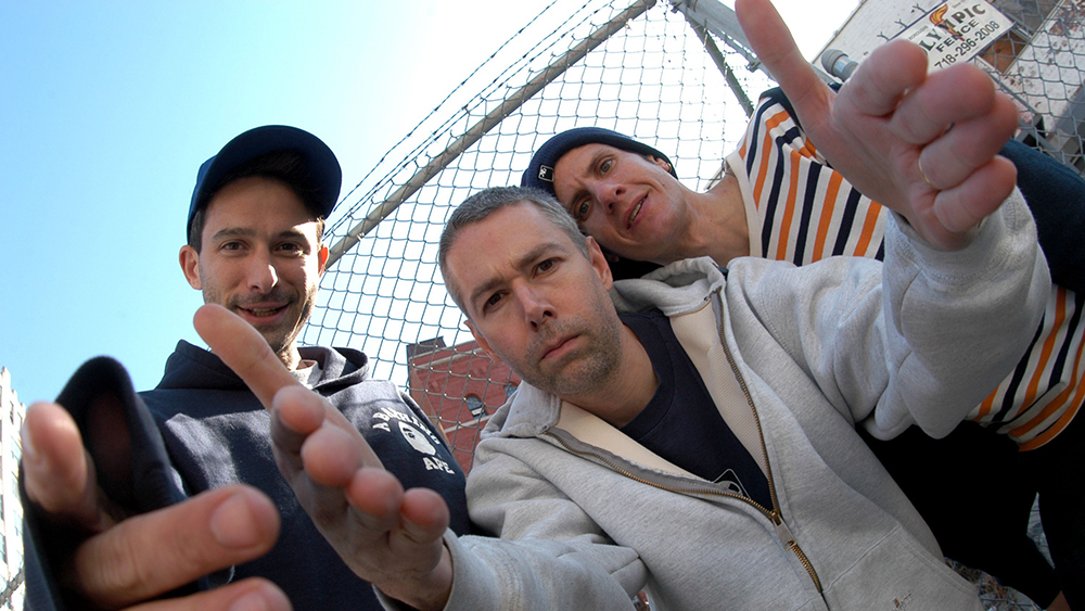 "Beastie Boys Licensed ""Sabotage"" For Use In Joe Biden Campaign Ad"