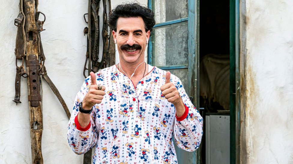 'Borat 2' And Kazakh Tourism Board Spurs New Interest In Visiting Country