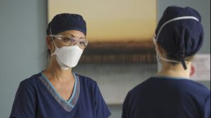 Christina Chang in 'The Good Doctor'