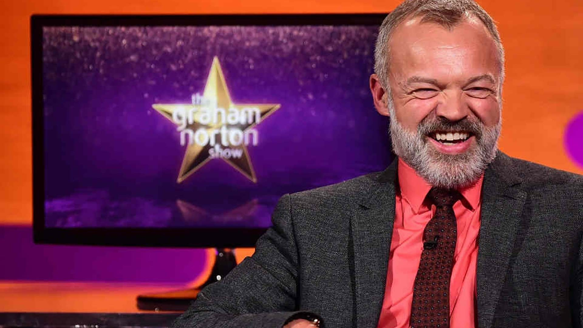 The Graham Norton Show' Heads Back To The Studio Without A Sofa – Deadline