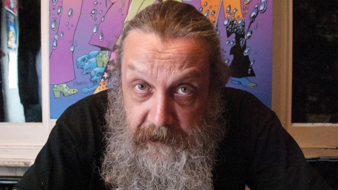 "Alan Moore Rare Interview: ""Superhero Movies Have Blighted Culture"" –  Deadline"