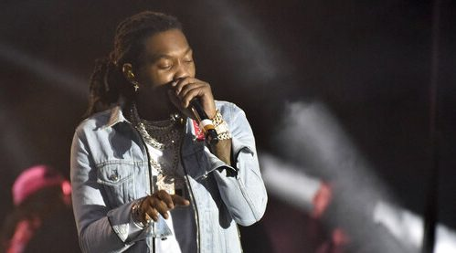 Migos Rapper Offset Confronted In Beverly Hills By Police, Pulled From Car