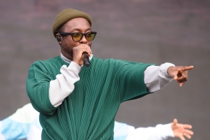 """Will.i.am Says It's An """"Insult"""" For Donald Trump To Compare His Work For The Black Community To That Of Abraham Lincoln"""
