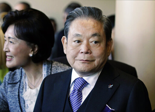 Lee Kun-hee Dies: Transformative Samsung Electronics Chairman Was 78